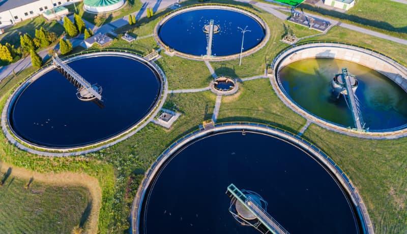 Wasserdesinfektion in Wasseraufbereitungsanlagen