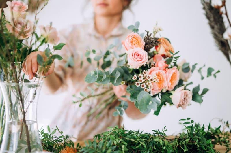 Ökopur Flora Schnittblumen