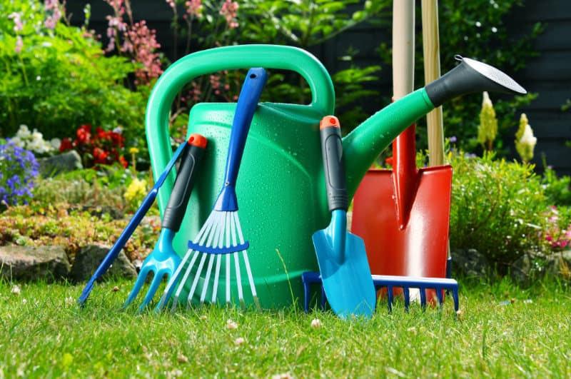 Ökopur flora - zur Desinfektion von Werkzeugen