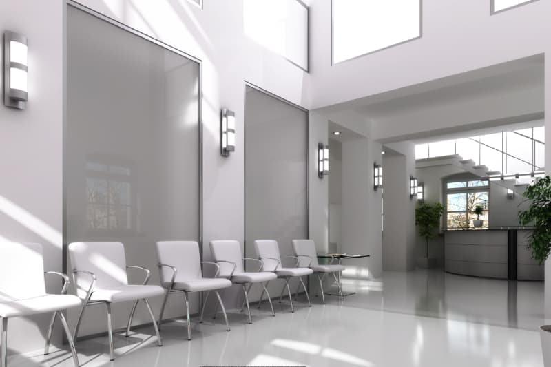 Ökopur air fresh - für Gebäude oder Räume mit Klimaanlagen