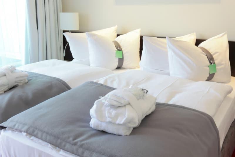 Ökopur Air fresh im Hotel
