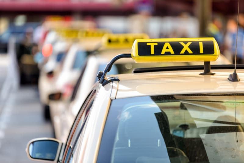 Ökopur mobile Taxi